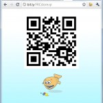 QR Code to the Fundraising Coach store