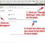 How to set up multiple admins for your Google+ nonprofit or business page in 3 easy steps