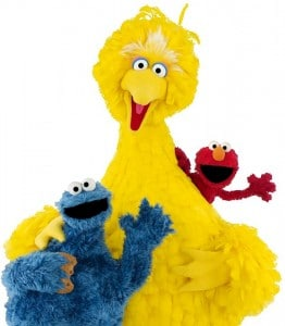 Can Big Bird be the next big fundraiser after the presidential debates?