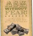 Ask Without Fear! book cover for the online media room for people interviewing Marc Pitman for fundraising ideas and nonprofit insights