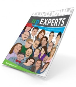 Cover image for npEXPERTS: Online Marketing Insights for Nonprofits: Learn how to use nonprofit marketing to connect with supporters, activate your donor base, and raise money online.