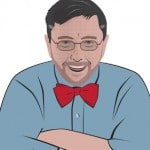 Enable images to see cartoon image of Marc A. Pitman, Fundraising Coach - npEXPERT for Blackbaud's ebook