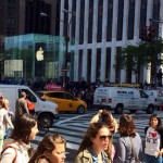 Apple iPhone6 Lines in NYC by Kate Arnold Fitzpatrick