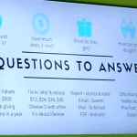 4 Questions to Answer for Monthly Giving #bbcon