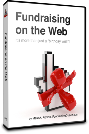 Fundraising on the Web: it's not just a birthday wish